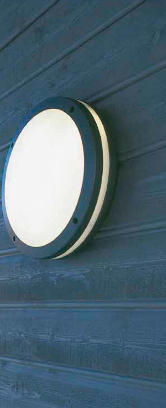Stropna zidna svjetiljka DISCOS