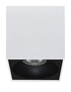 Stropna zidna svjetiljka RETTANGOLARE R+130/96